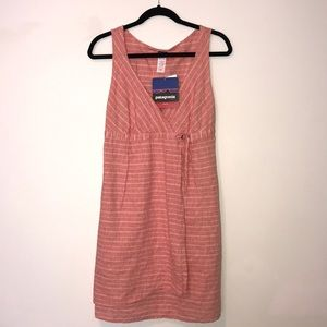 NWT Women's Patagonia Slimfit Crossover Dress